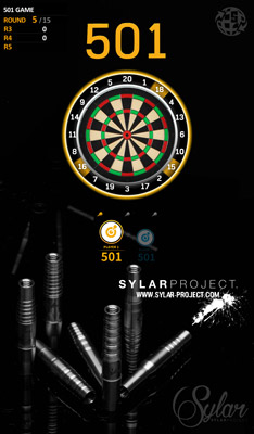 SYLAR COLLECTION SCREEN