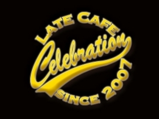 Latecafe CELEBRATION